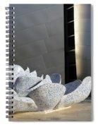 Walt Disney Concert Hall 8 Spiral Notebook