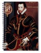 Walter Devereux (1541-1576) Spiral Notebook