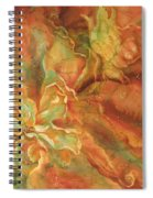Walter Investigates A New Flower Spiral Notebook