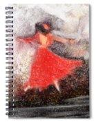 Waltz Spiral Notebook