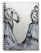 Waltzing With You Spiral Notebook