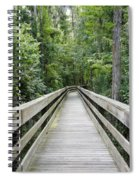 Wander Spiral Notebook