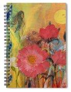 Wandering Princess Spiral Notebook