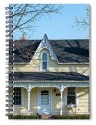 Wanting Spring Spiral Notebook