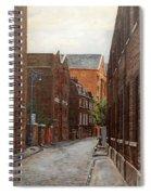 Wapping High Street East London Spiral Notebook