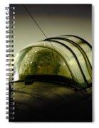War Bird Spiral Notebook