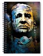 War Paint Study Spiral Notebook