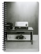 War Room Reunification Palace Spiral Notebook