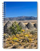 Wards Charcoal Ovens View Spiral Notebook
