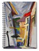 Warehouse Of Salt Spiral Notebook