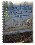 Warhead Compartment Spiral Notebook