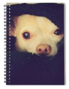 Warm And Cozy Spiral Notebook
