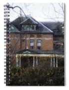 Warm Springs Avenue Home Series 1 Spiral Notebook