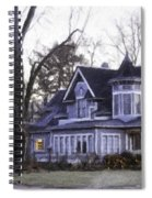 Warm Springs Avenue Home Series 4 Spiral Notebook