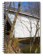Warnke Covered Bridge  Spiral Notebook