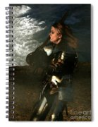 Warrior Woman Spiral Notebook