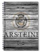 Warsteiner Spiral Notebook