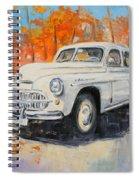 Warszawa M-20 Spiral Notebook