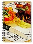 Warthog Spare Ribs Spiral Notebook