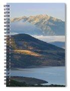 Wasatch Dawn Spiral Notebook