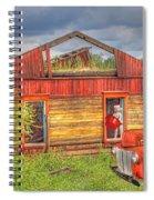 Wash Day Spiral Notebook