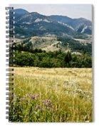 Washake Wilderness Spiral Notebook