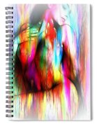 Washing Out The Memories Spiral Notebook