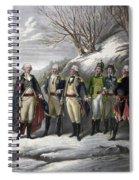 Washington & Generals Spiral Notebook