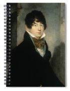 Washington Allston (1779-1843) Spiral Notebook