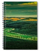 Washington Barn 6 Spiral Notebook