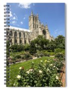 Washington Cathedral 3 Spiral Notebook