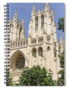 Washington Cathedral 5 Spiral Notebook