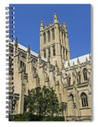 Washington Cathedral Spiral Notebook