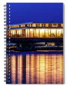 Washington D.c. -kennedy Center Spiral Notebook
