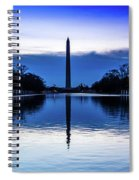 Washington D.c. - Washington Monument Spiral Notebook