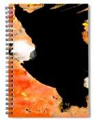Washington Eagle Spiral Notebook