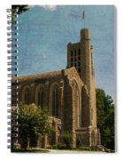 Washington Memorial Chapel Spiral Notebook