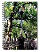 Washington Square Spiral Notebook