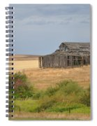 Washington - Still Standing Spiral Notebook