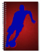 Washington Wizards John Wall Spiral Notebook