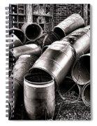 Waste Spiral Notebook