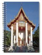 Wat Burapa Ubosot Dthu400 Spiral Notebook