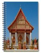 Wat Liab Ubosot Dthu035 Spiral Notebook