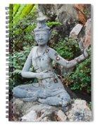 Wat Pho Spiral Notebook