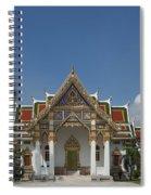 Wat Phrasri Mahathat Ubosot Dthb1462 Spiral Notebook
