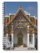 Wat Phrasri Mahathat Ubosot Dthb1464 Spiral Notebook