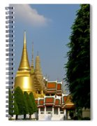 Wat Po 1 Spiral Notebook