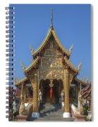 Wat Saen Muang Ma Luang Phra Wihan Dthcm0618 Spiral Notebook