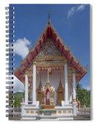 Wat Suwan Khiri Khet Ubosot Dthp269 Spiral Notebook
