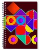 Watch Tower Spiral Notebook